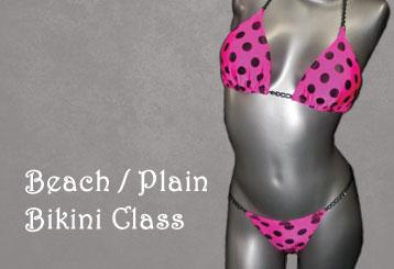 Beach / Plain Bikini Class