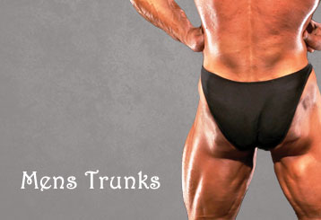 Pro Competition Mens Trunks