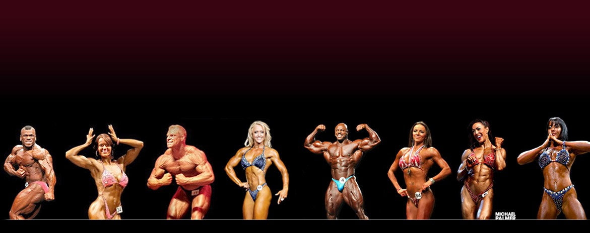 Pro Competition Bodybuilding Bikinis and Posing Suits
