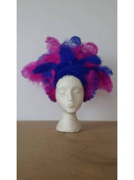 Feather Headdress & Cuffs