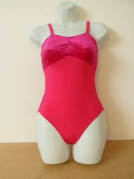 Cerise Leotard