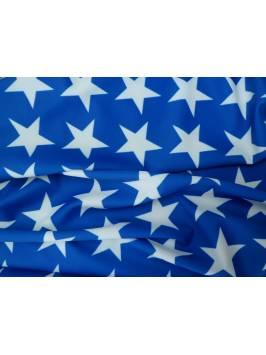 Blue Star Lycra Material