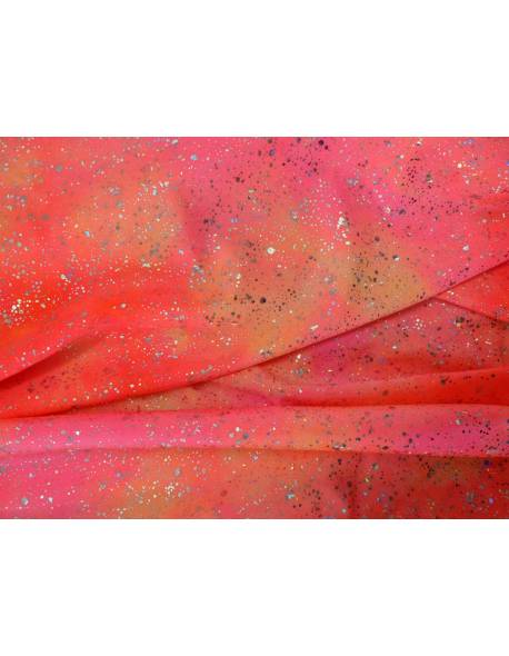 Coral Splash Foil