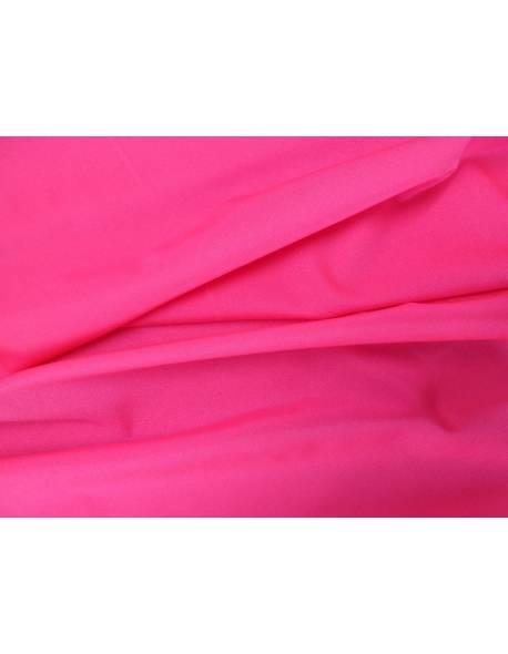 Flo Pink Shiny Lycra