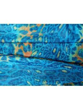 Turquoise Lava Foil