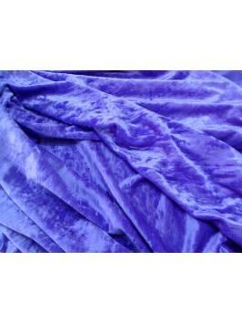 Purple Crushed Velvet