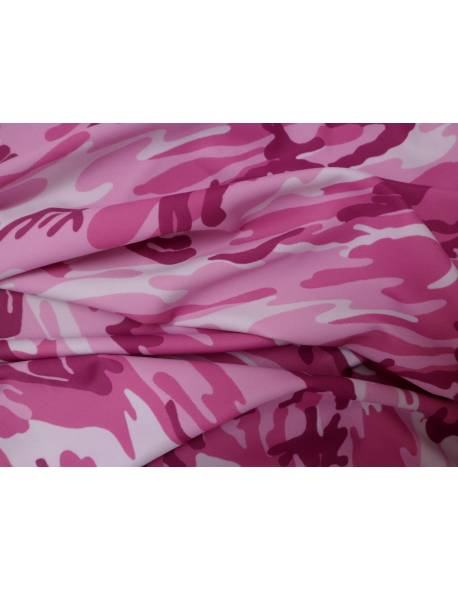 Pink Camouflage