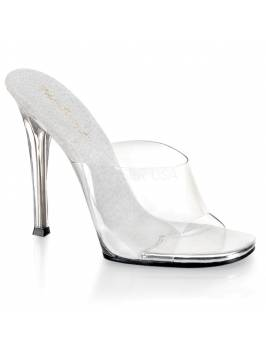 No Platform Posing Shoe with a 4.5 Inch Heel